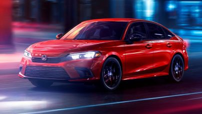 Cùng chờ đón Honda Civic 2022 All New – Hoàn toàn mới thế hệ thứ 11
