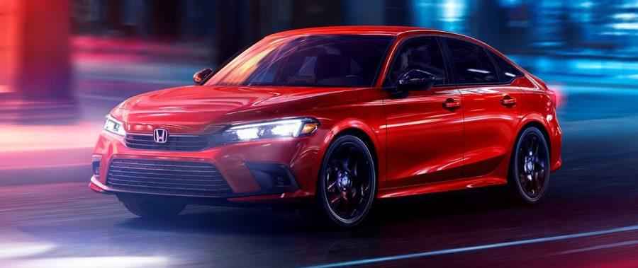 Honda Civic 2022 All New – Chính thức ra mắt tại Bắc Mỹ T4/2021