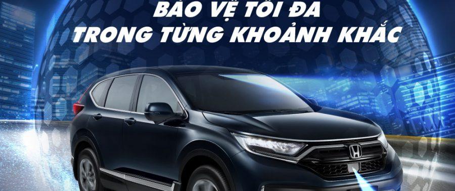 Honda SENSING – Hệ thống công nghệ hỗ trợ lái xe an toàn tiên tiến