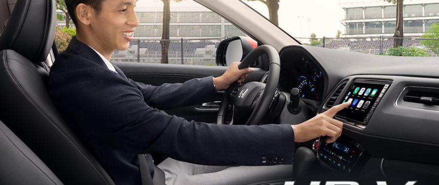 Honda HR-V – NÂNG TẦM TIỆN NGHI VỚI MÀN HÌNH CẢM ỨNG MỚI