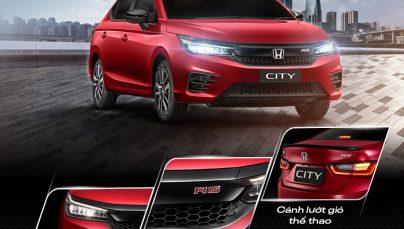 Honda City – Khẳng định đẳng cấp tại Việt Nam