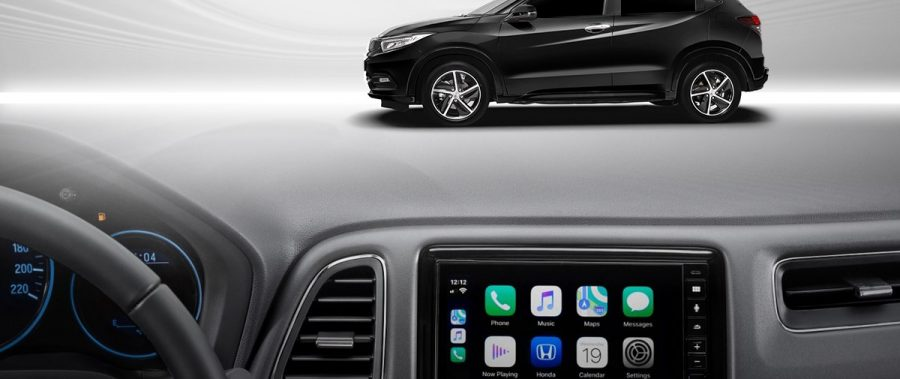 Honda HR-V | Giải trí và tiện ích hiện đại, cho hành trình thêm thú vị Honda