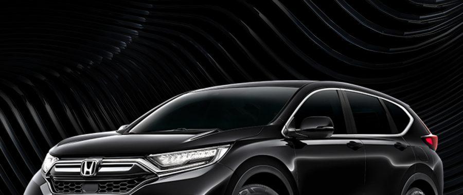 Honda CR-V phiên bản đặc biệt – Đậm chất cá tính