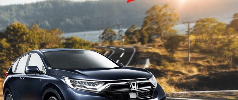 Honda CR-V | Căn làn dễ dàng khi Honda SENSING luôn bên bạn