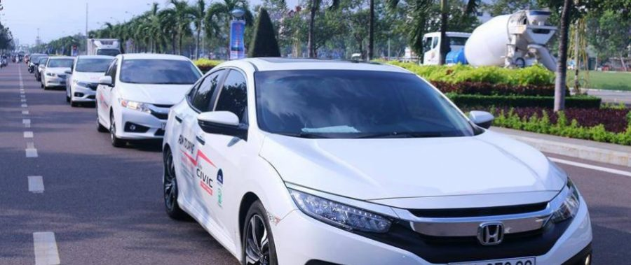 SỰ KIỆN LÁI THỬ XE – do Honda Ôtô Bình Định tổ chức tại Thành Phố Tuy Hòa