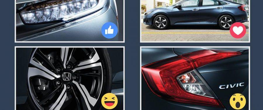 [Honda Civic] – BẠN THÍCH ĐIỂM GÌ NHẤT Ở NGOẠI HÌNH CIVIC?