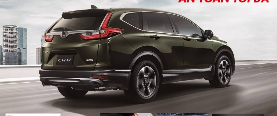[Honda CR-V] – ĐÂU LÀ CÁC TÍNH NĂNG AN TOÀN TỐI ƯU TRANG BỊ KHẮP ĐUÔI XE?