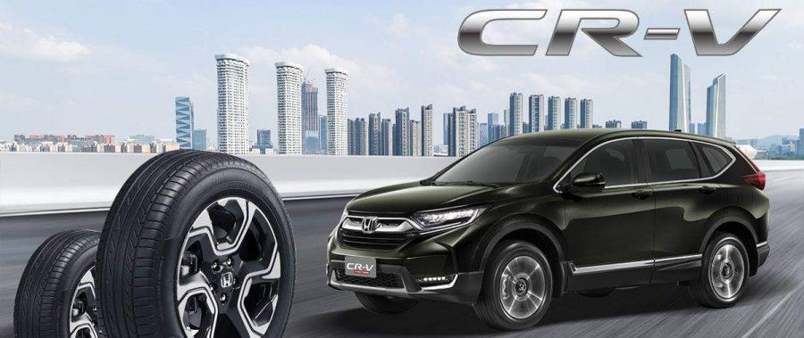 [Honda CR-V] 4 QUY TẮC ĐỂ BẢO VỆ LỐP XE CR-V KHI LƯU THÔNG