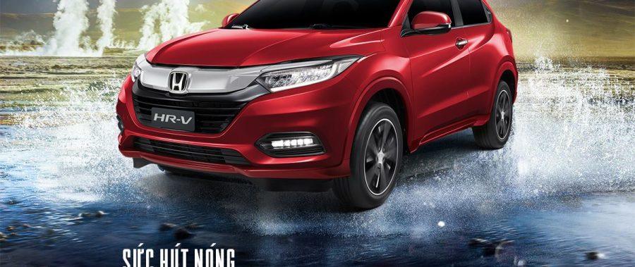 """[Honda HR-V] – KHI CHẤT LƯỢNG TẠO NÊN SỨC """"NÓNG"""" THỊ TRƯỜNG"""