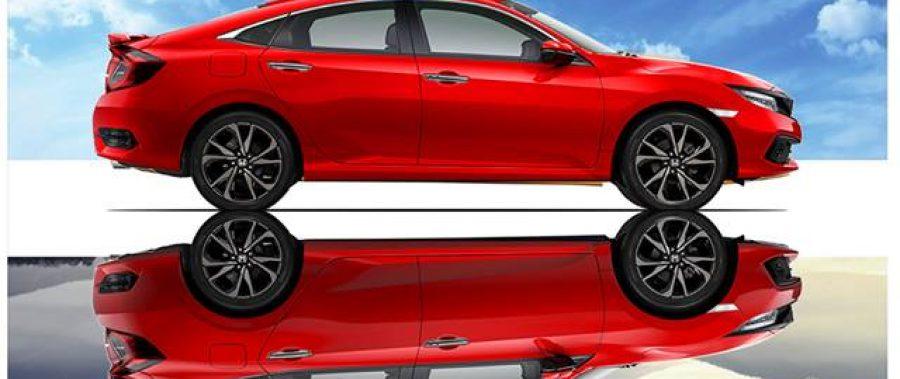 [Honda Civic RS] – SINH RA LÀ ĐỂ CHINH PHỤC