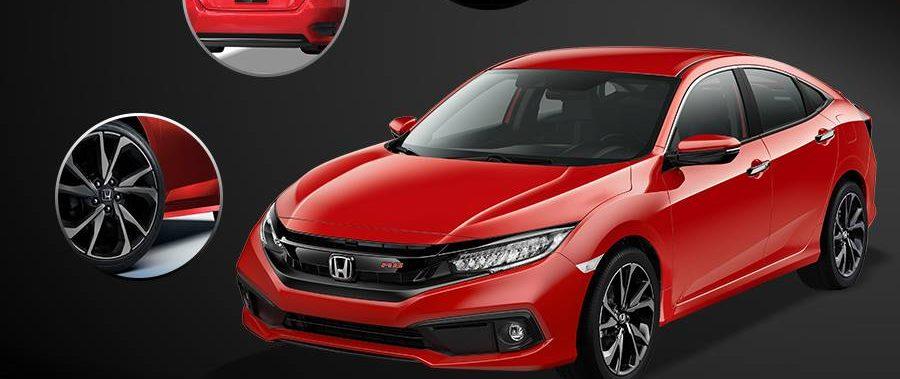 [Honda Civic] – HỒN LỠ SA VÀO CIVIC 2019 MỚI ĐẬM CHẤT THỂ THAO