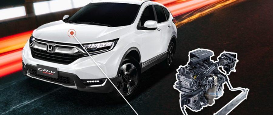 [Honda CR-V] BỨT PHÁ TRÊN MỌI CUNG ĐƯỜNG