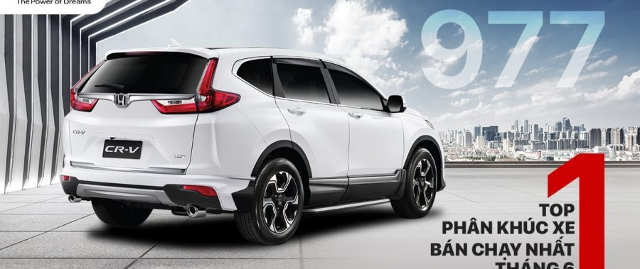 [Honda CR-V] TRỌN NIỀM TIN – AN TÂM CẦM LÁI