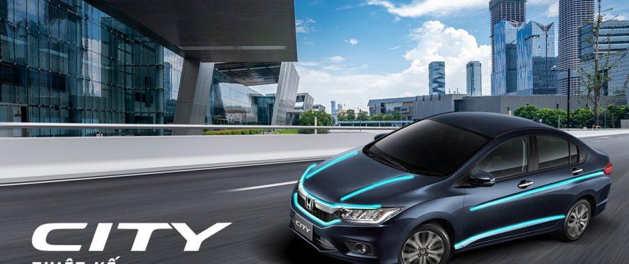 [Honda City] – Đặc trưng ngôn ngữ thiết kế Honda