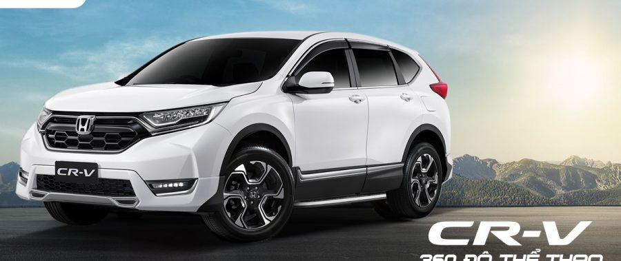 [Honda CR-V] Mạnh mẽ trong từng đường nét