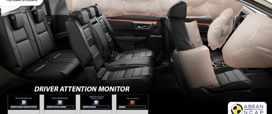 Honda CR-V – Vững tin trên mọi hành trình