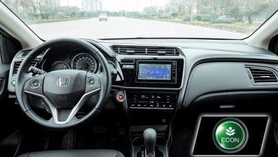 [Honda City] Công nghệ tiến tiến, Tiết kiệm nhiên liệu tối ưu