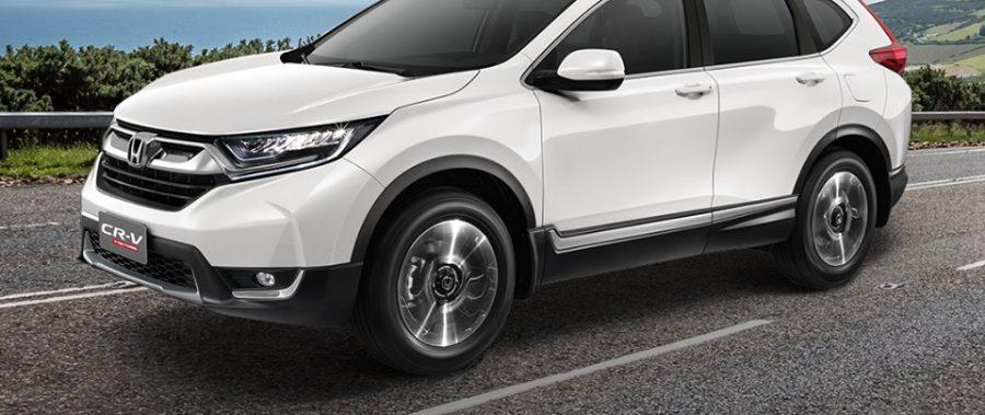 Honda CR-V – MẠNH MẼ TRÊN MỌI HÀNH TRÌNH