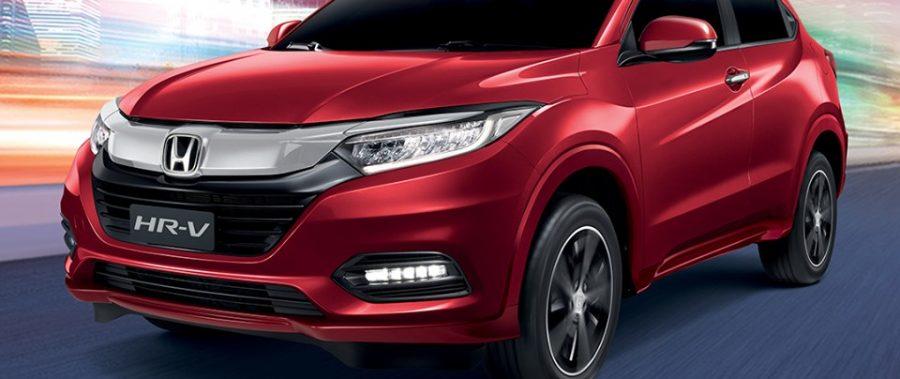 Honda HR-V XỨNG TẦM BẢN LĨNH TIÊN PHONG