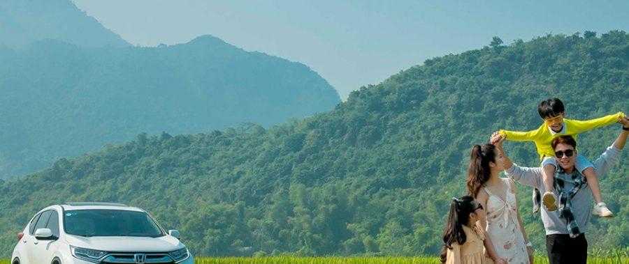 [Honda CR-V] Chở yêu thương, đong đầy hạnh phúc gia đình