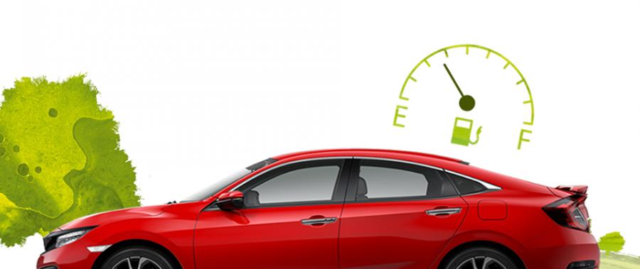 Honda Civic – Bí quyết lái xanh tiết kiệm nhiên liệu