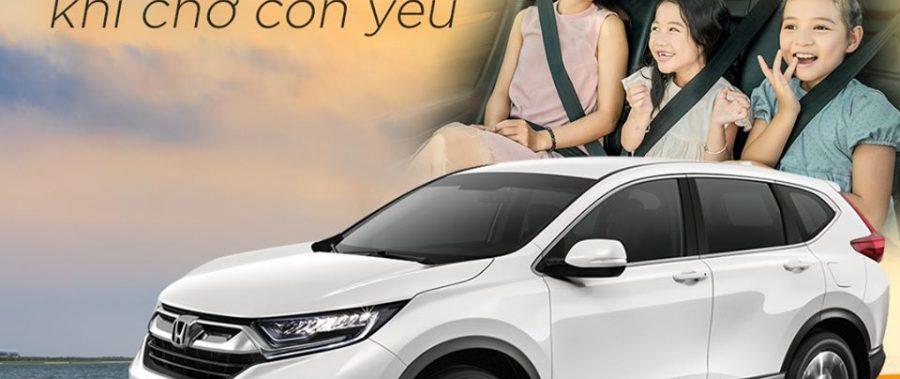 Đừng bỏ qua những lưu ý sau để đảm bảo an toàn tối đa khi chở con yêu trong xe