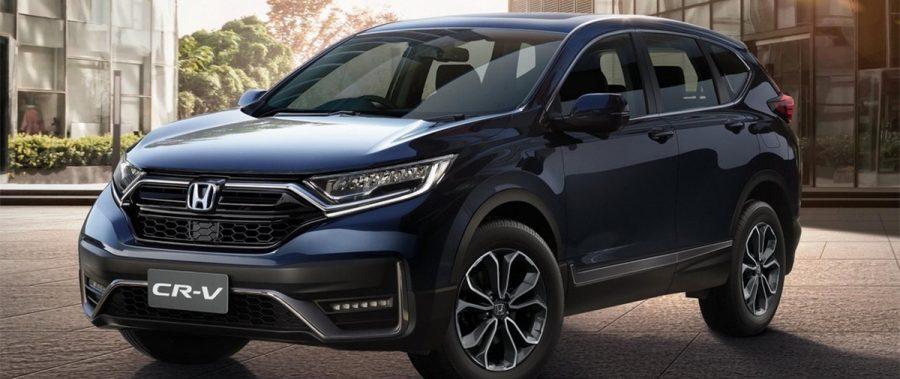 Honda CR-V hoàn toàn mới