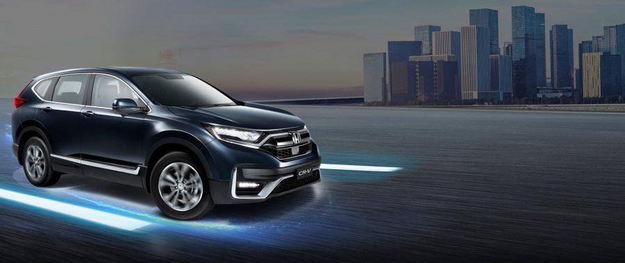 Honda Sensing | Đường lạ cũng an toàn