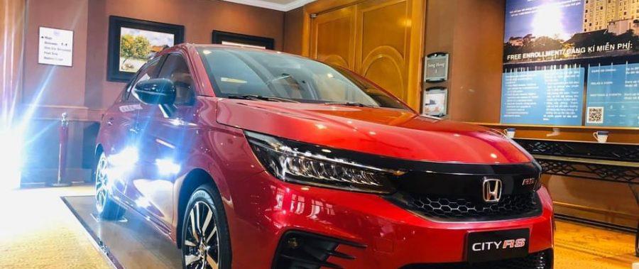 Chương trình khuyến mãi Honda City 2021 – T10/2021 cực sốc tại Honda ôtô Bình Định
